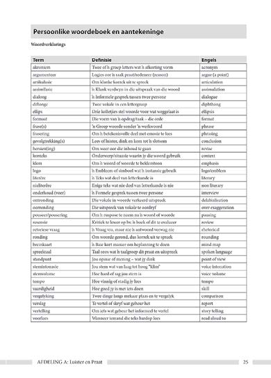 English FAL P3 Nov 2014 - University notes - Stuvia