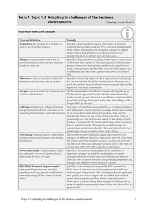 Business studies grade 11 essays